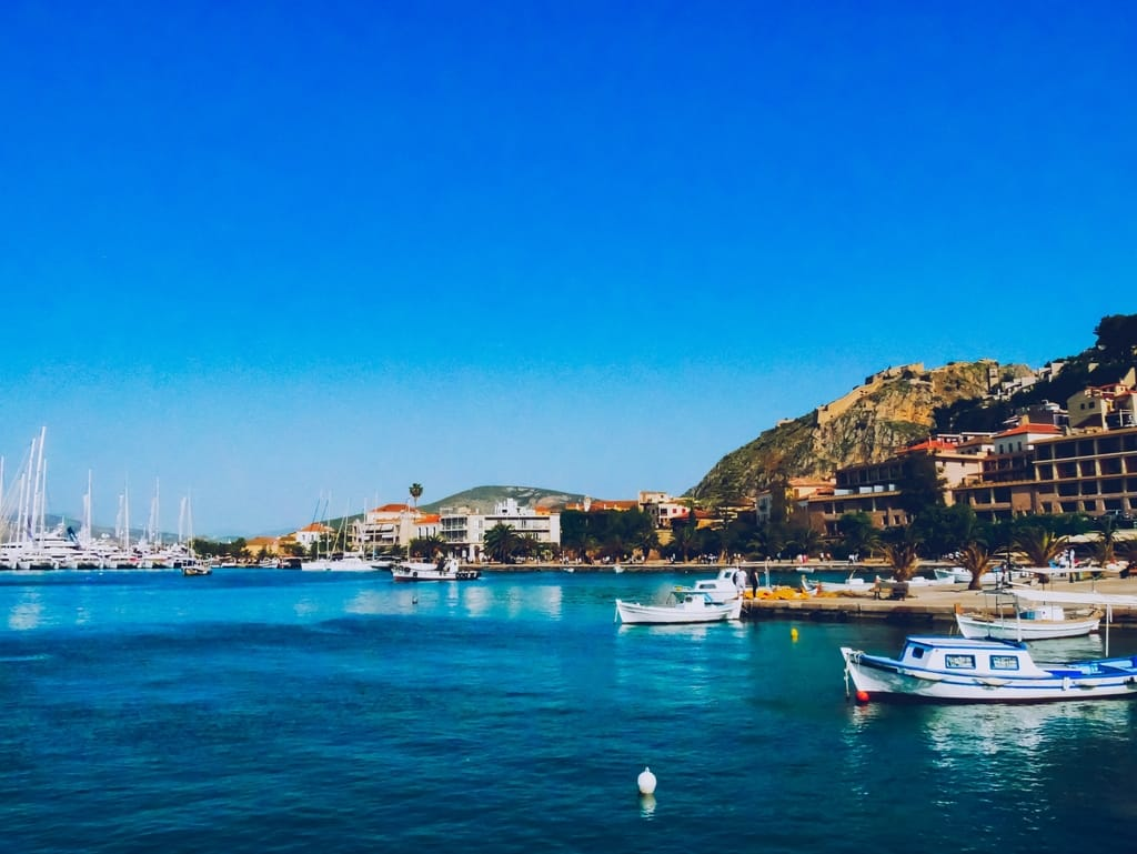 Bay of Nafplio