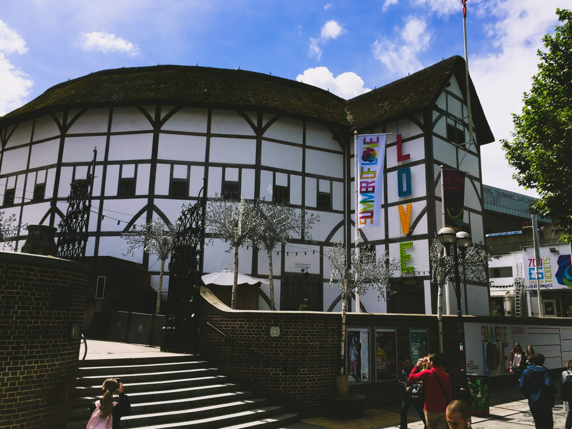 The globe, Shakespeare-London