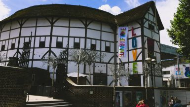 Le Globe, Shakespeare - Londres
