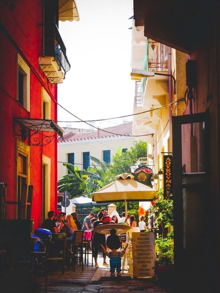 Nauplie - vieille ville