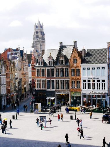 Restaurant Bruges - Grand-Place