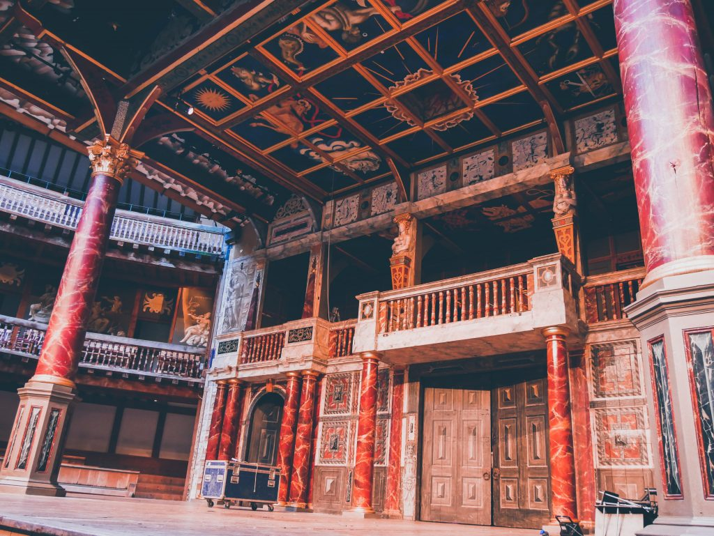 Shakespeare Globe Londres