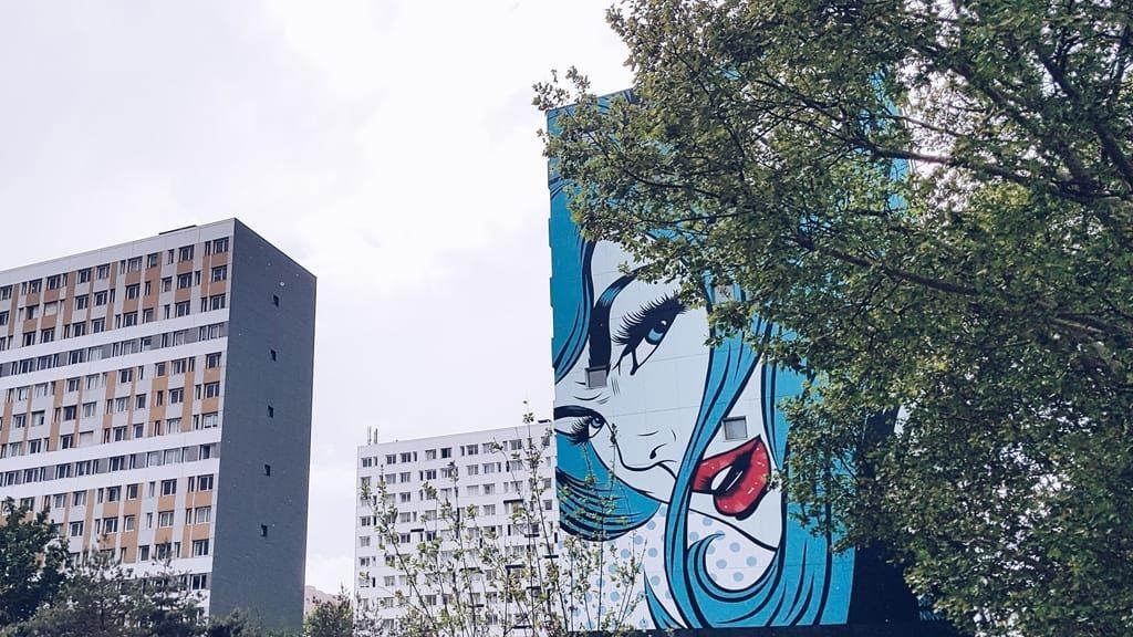 Street Art Paris 13 - D*Face