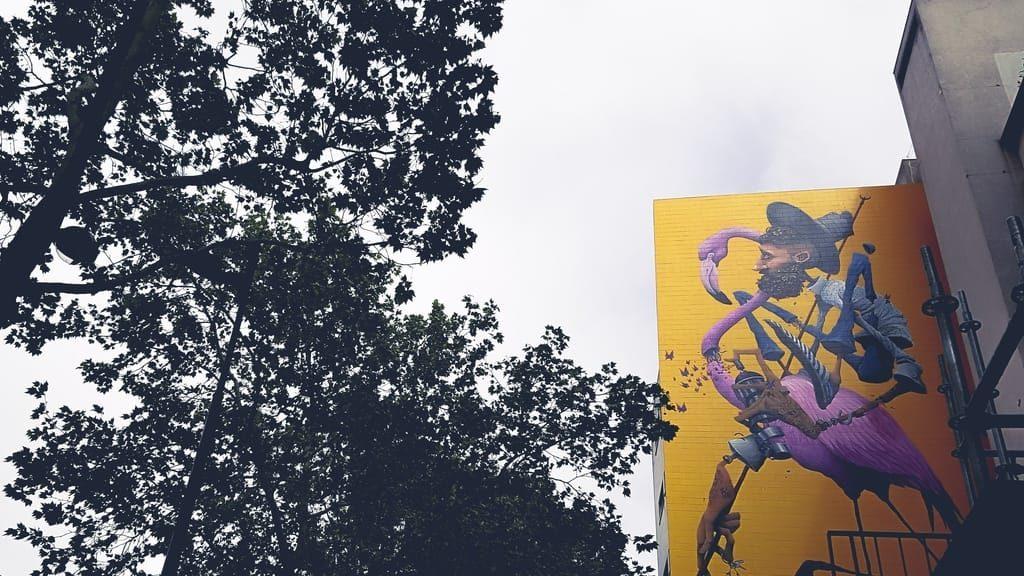 Street Art Paris 13 - Maye