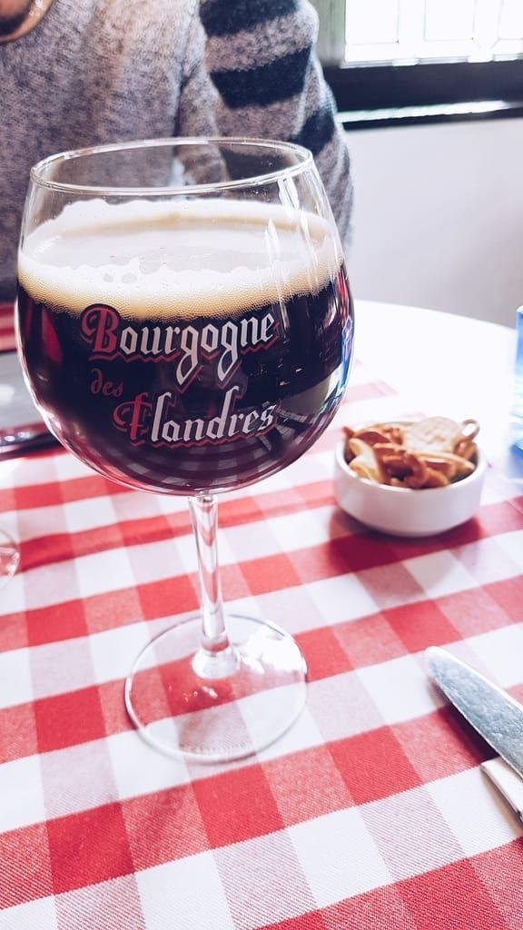 't Huidevettershuis-restaurant Bruges-Bourgogne des Flandres