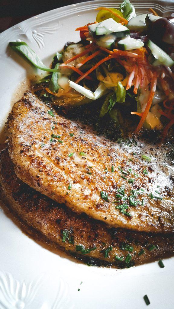 't huidevettershuis-restaurant Bruges-sole