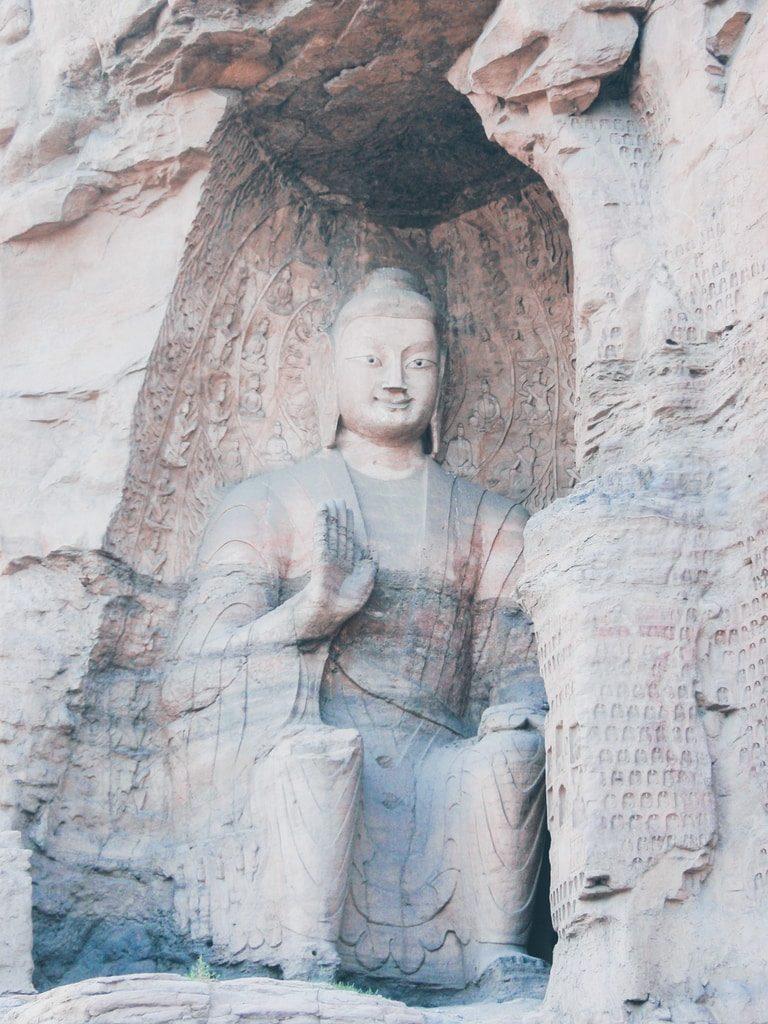 Datong - Grottes Yungang
