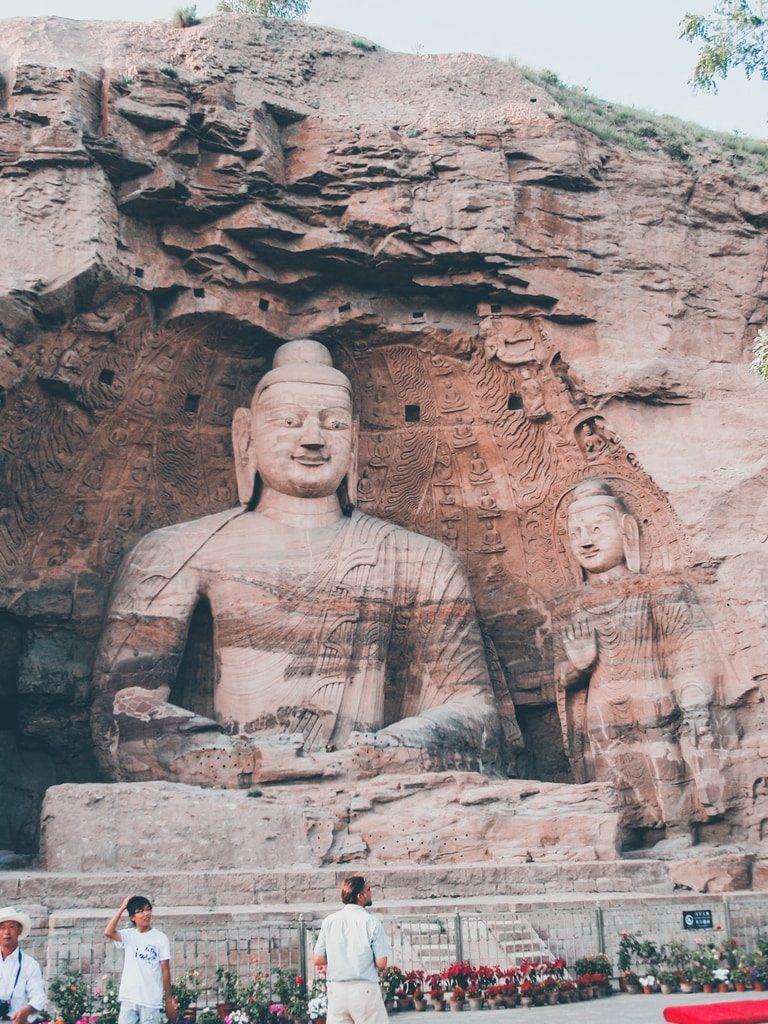 Grottes de Yungang - Datong