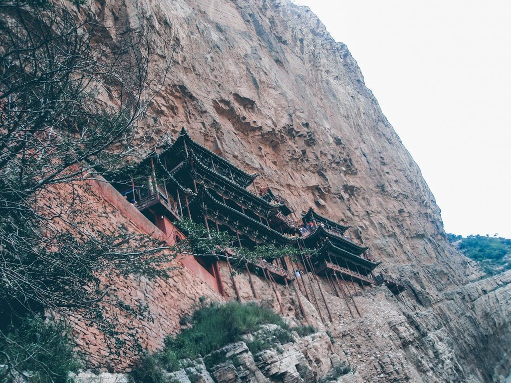 Grottes de de Yungang - Chine - Datong