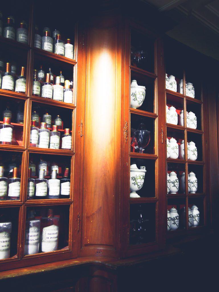 Pharmacie des Hospices de Beaune