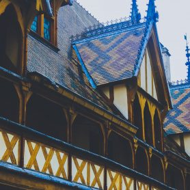 Toits - Hospices de Beaune