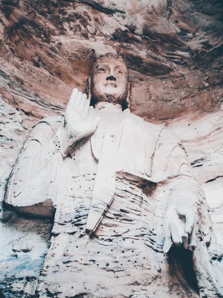 Yungang - Datong - Chine