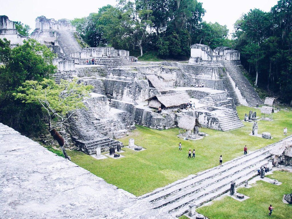 Tikal - Guatemala - site archéologique