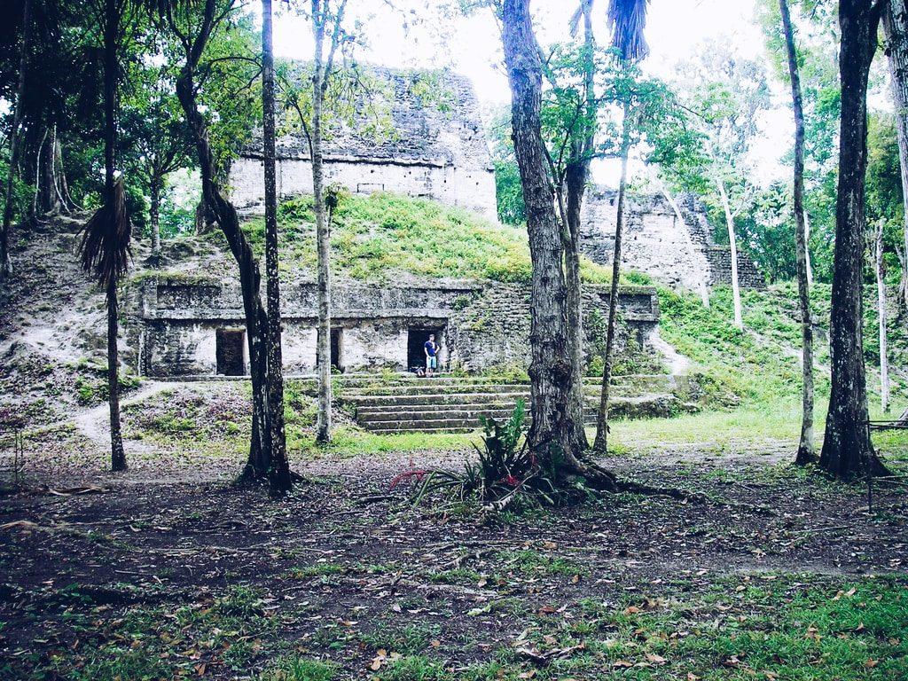 Tikal - Guatemala - site archéologique précolombien