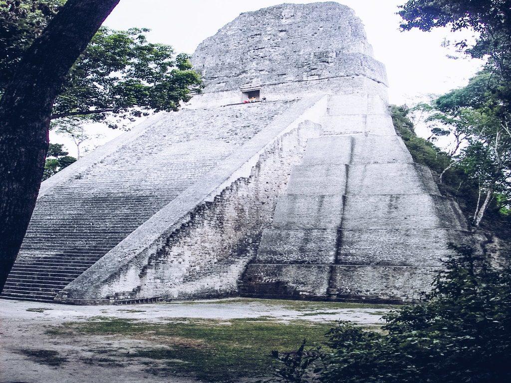 Tikal - Guatemala - site précolombien
