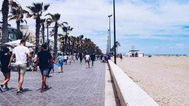 Espagne - Valence - plage