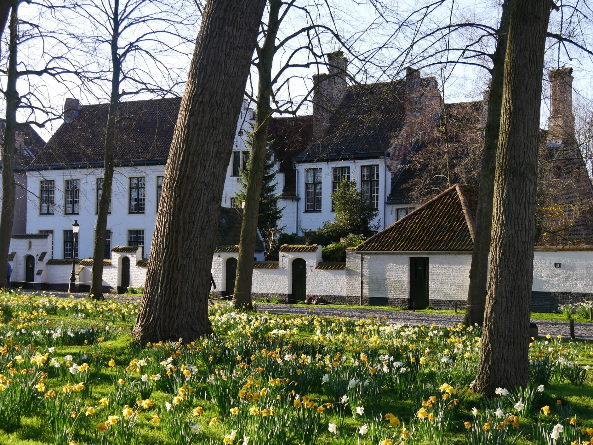 The Princely Beguinage Ten Wijngaerde