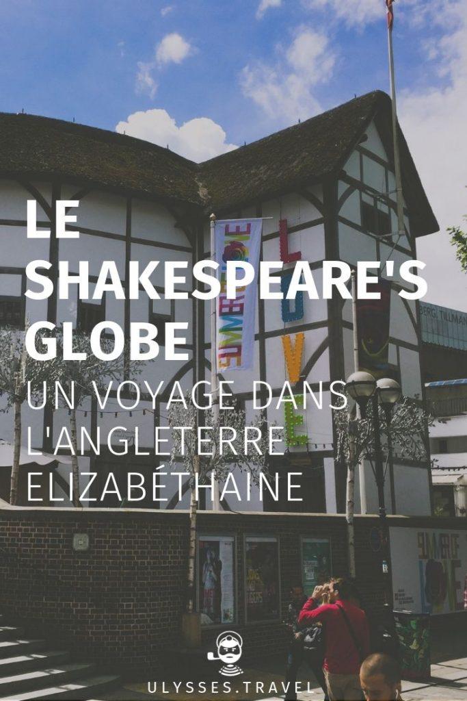 Le Shakespeare's Globe