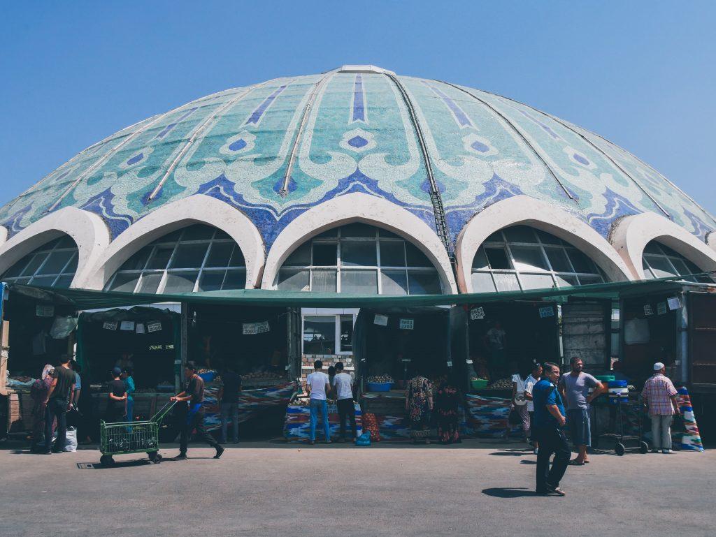 Tachkent-Bazar-Tchorsou-dôme