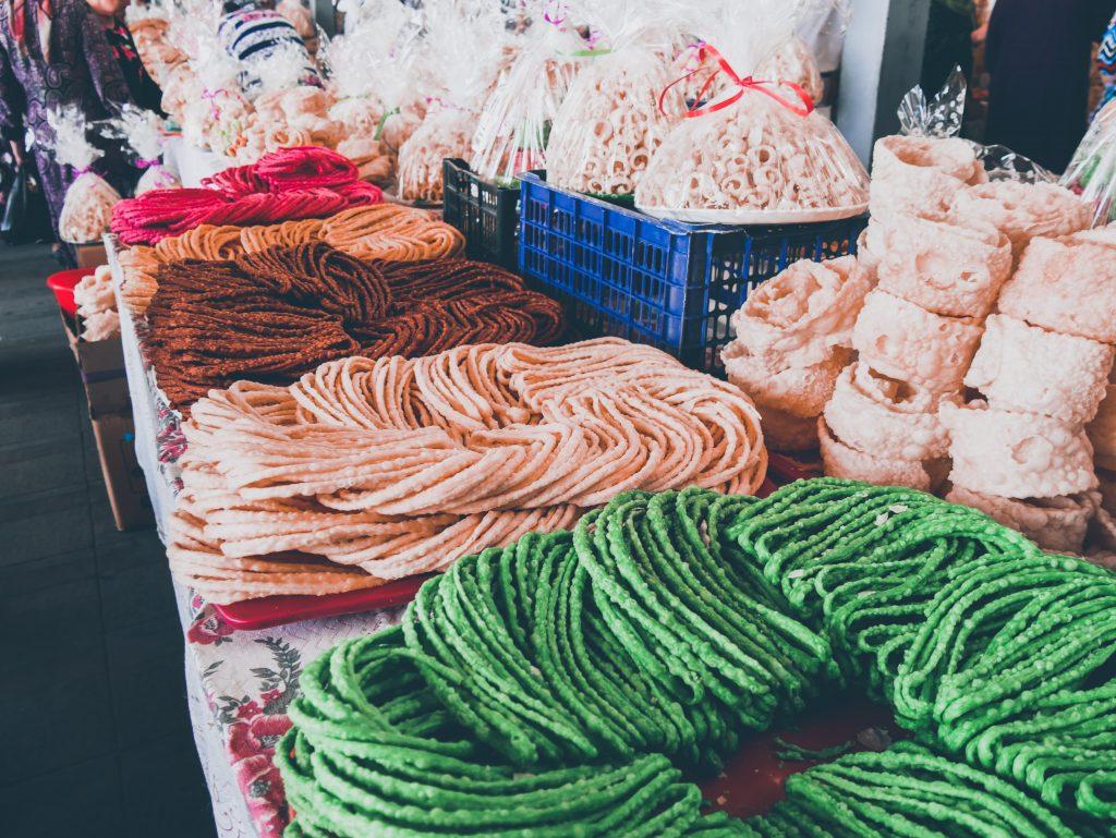Tachkent-Bazar-Tchorsou-pâtisseries