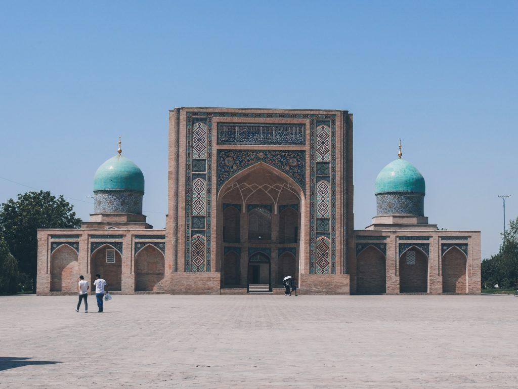 Tachkent-Madrasa-Barak-Khan