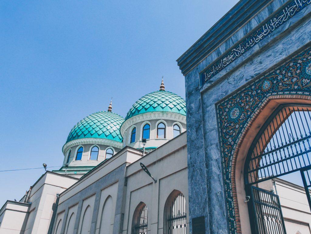 Tachkent - Mosquée Juma