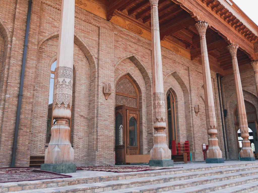 Tachkent - Mosquée du vendredi Hazrati Imam