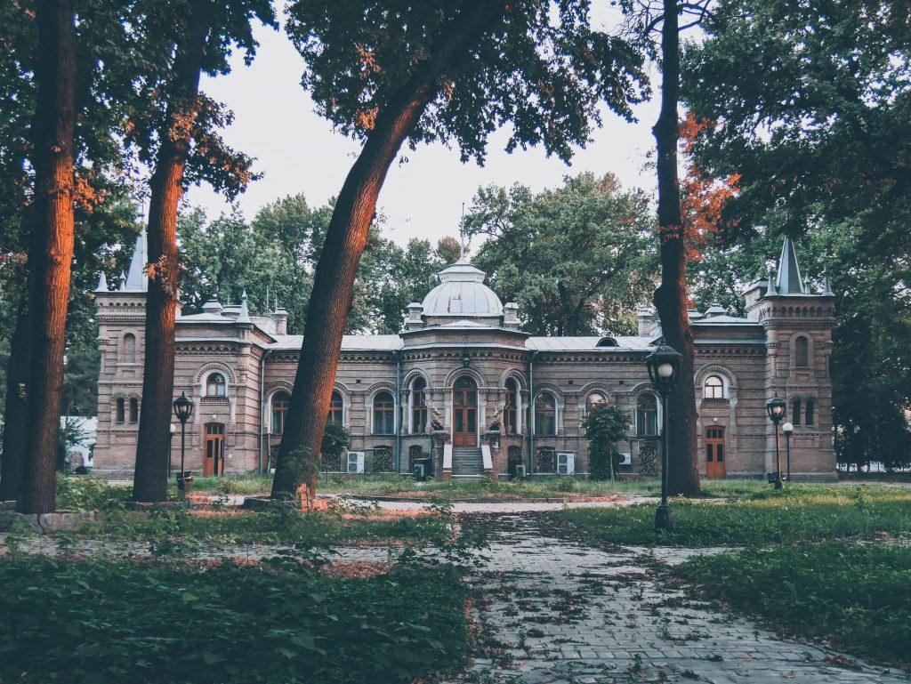 Palais Romanov Tachkent