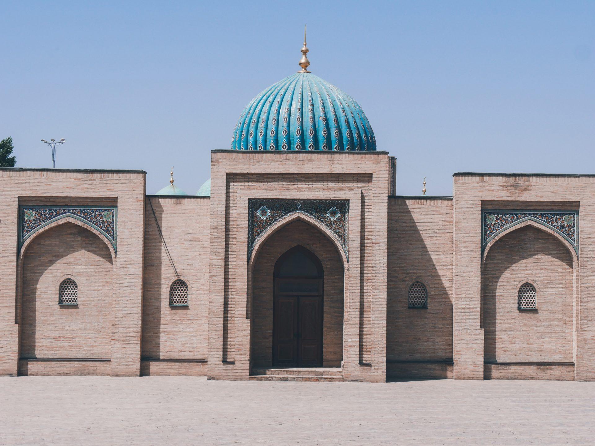 Tachkent - Place Khast Imam
