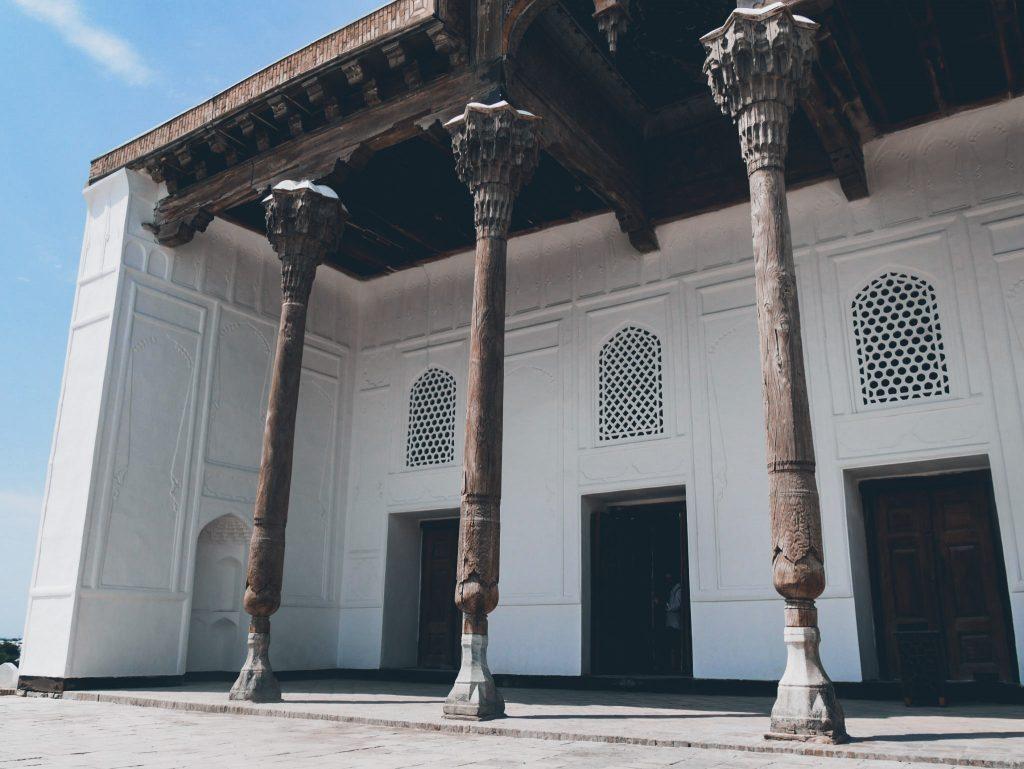 Ark-intérieur-Ouzbékistan