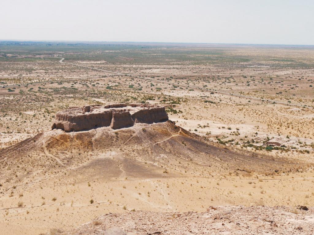 Ayaz-Qala-Elliq-Qala-Khiva
