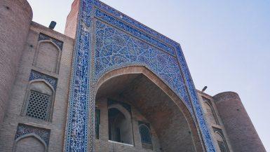 Boukhara - Khanaka Nadir Divan-Beghi