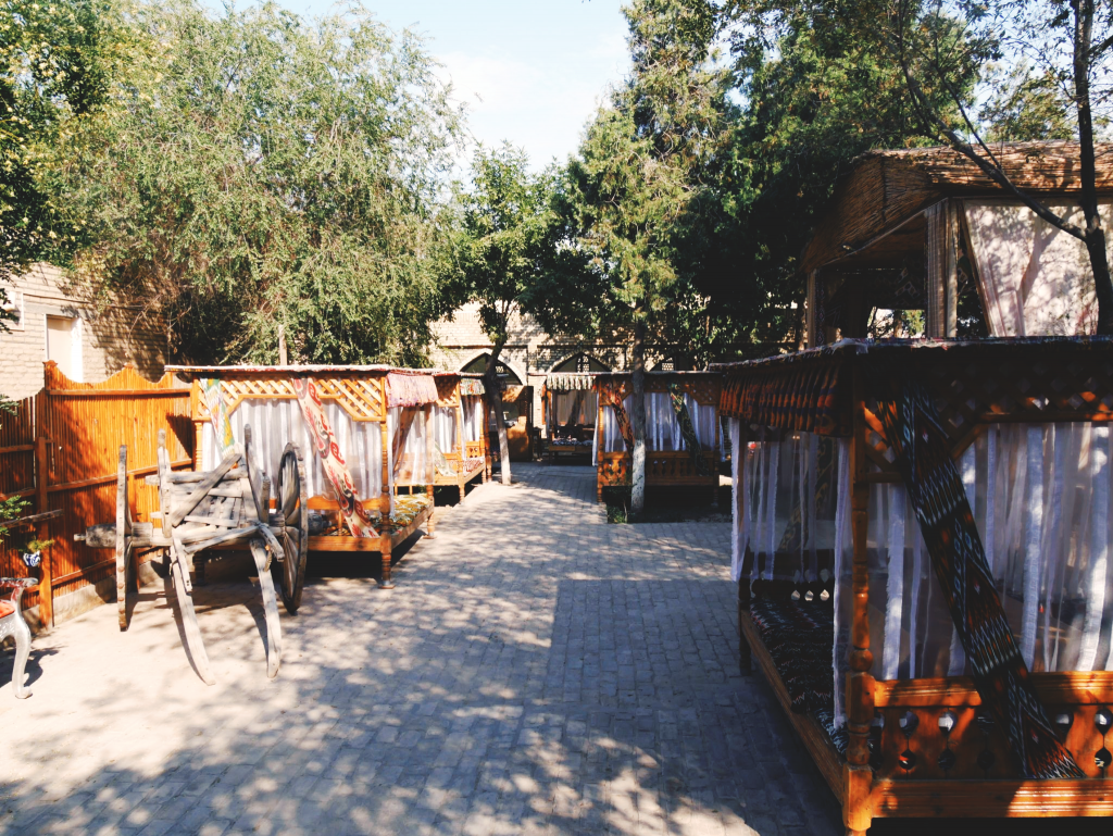 Café Kheivak - Khiva