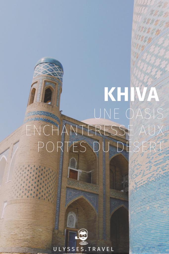 Pinterest Khiva