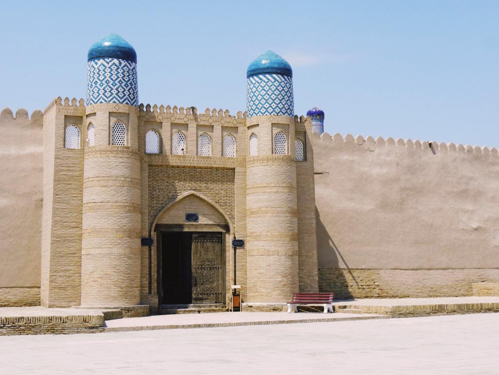 Koukhna Ark - extérieur - Khiva