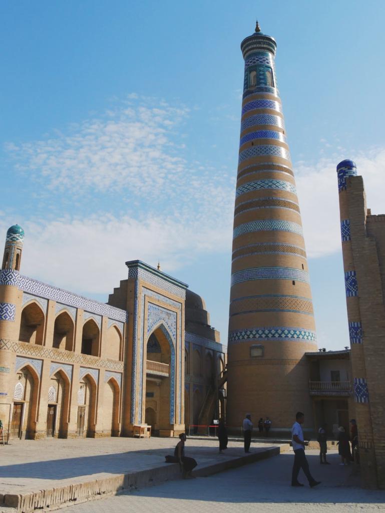 Madrasa et minaret Islam Kodja - Khiva