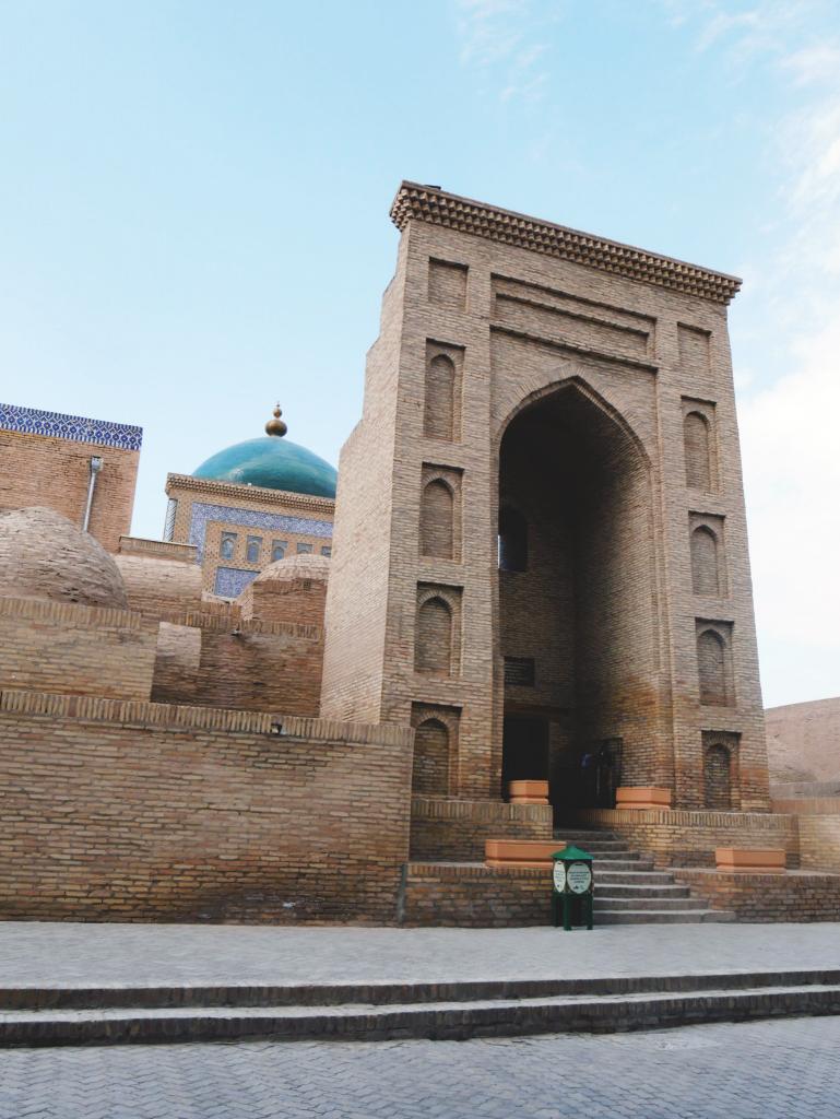 Mausolée-de-Pakhlavan-Mahmoud-Khiva