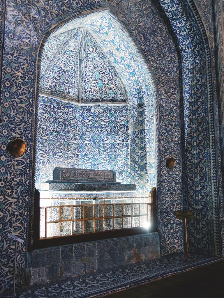 Mausolée-de-Pakhlavan-Mahmoud-intérieur-Khiva