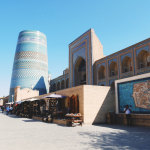 Minaret Kalta Minor - Itchan-Qala - Khiva