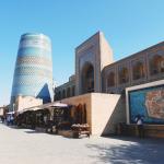 Minaret Kalta Minor - Itchan-Qala - Khiva