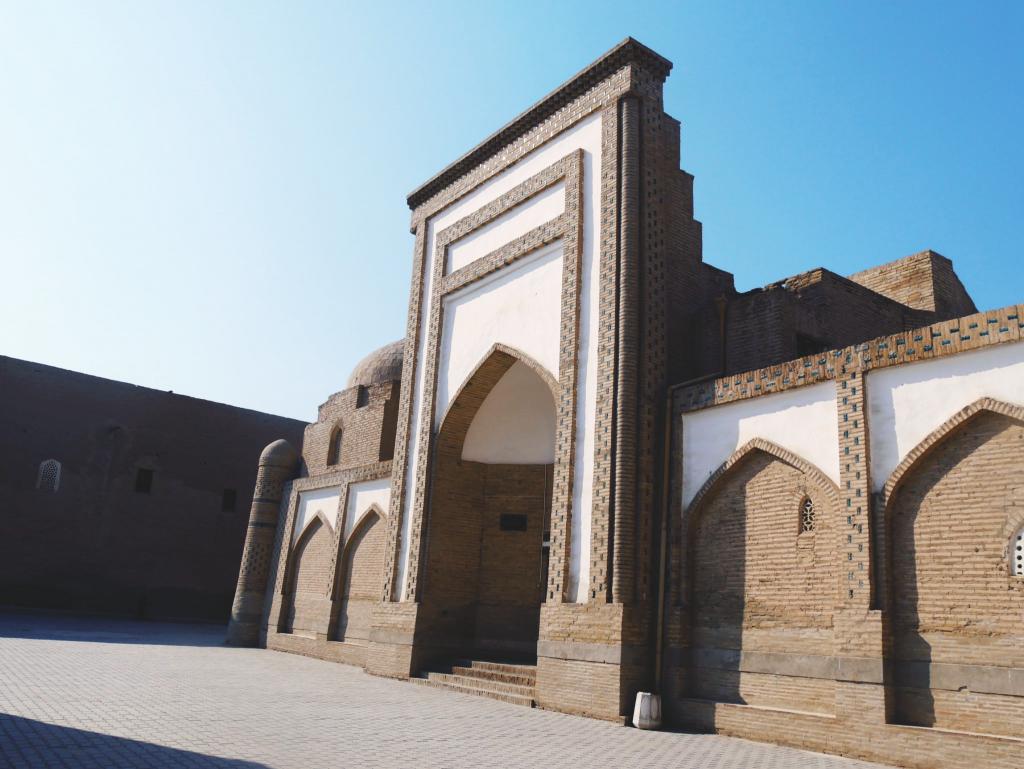 Palais-Tach-Khaouli-extérieur-Khiva