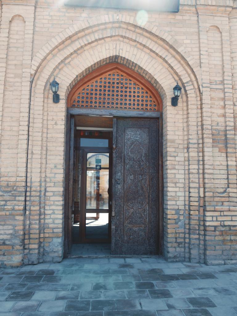 Qosha Darvosa - Khiva