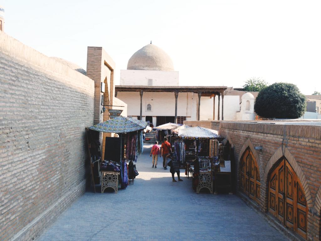 Rue d'Itchan Qala - Khiva