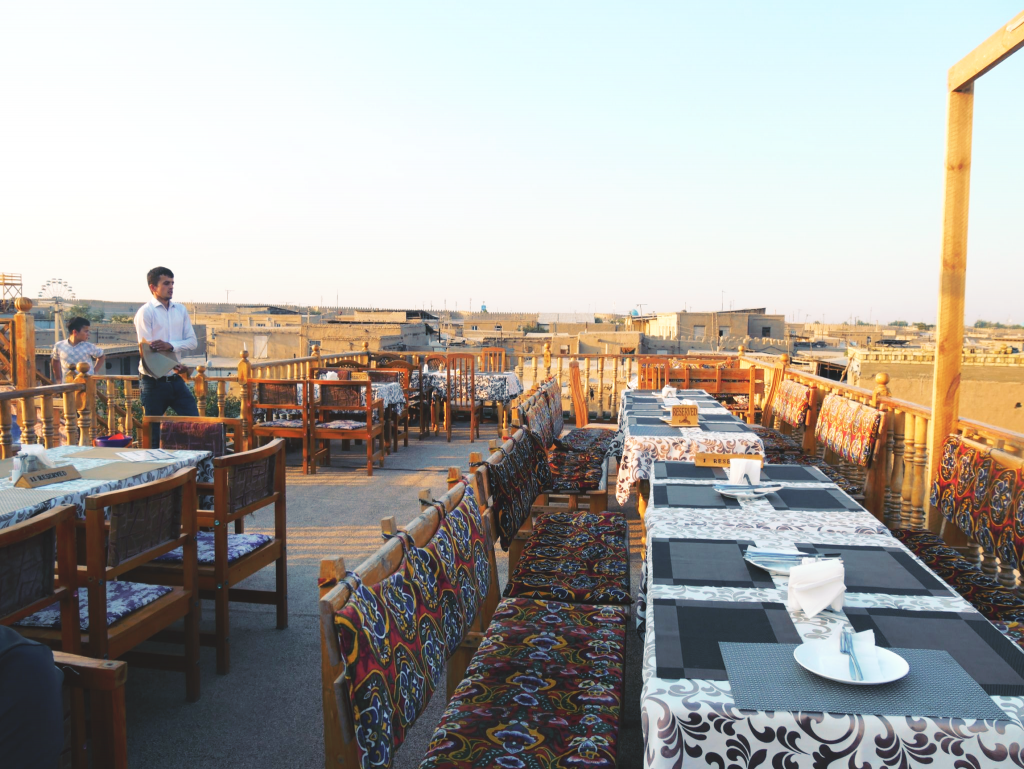 Terrassa Café - Khiva