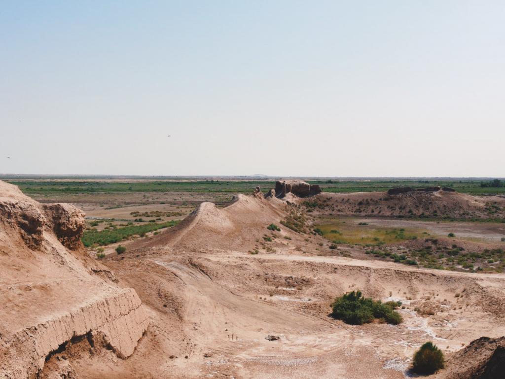 Toprak-Qala-Elliq-Qala-Khiva