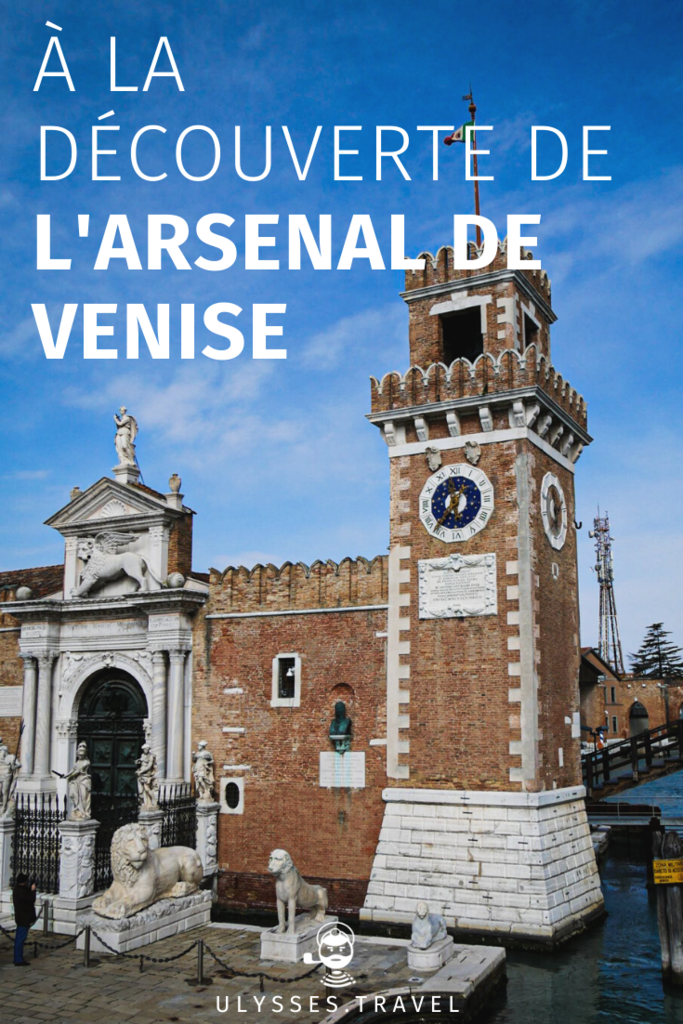 Discovering the Venetian Arsenal