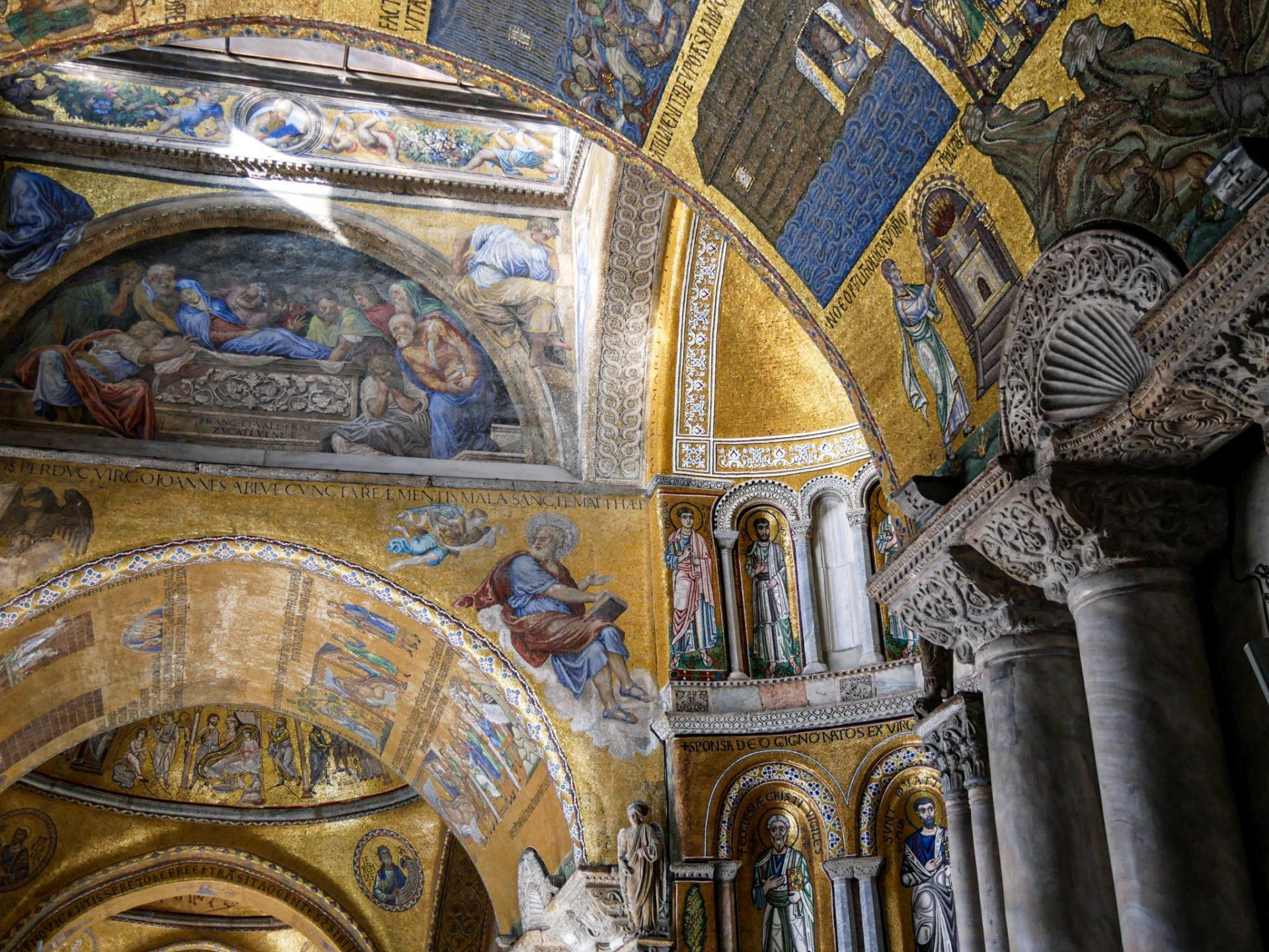 Basilique Saint-Marc de Venise