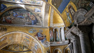 St. Mark's Basilica in Venice