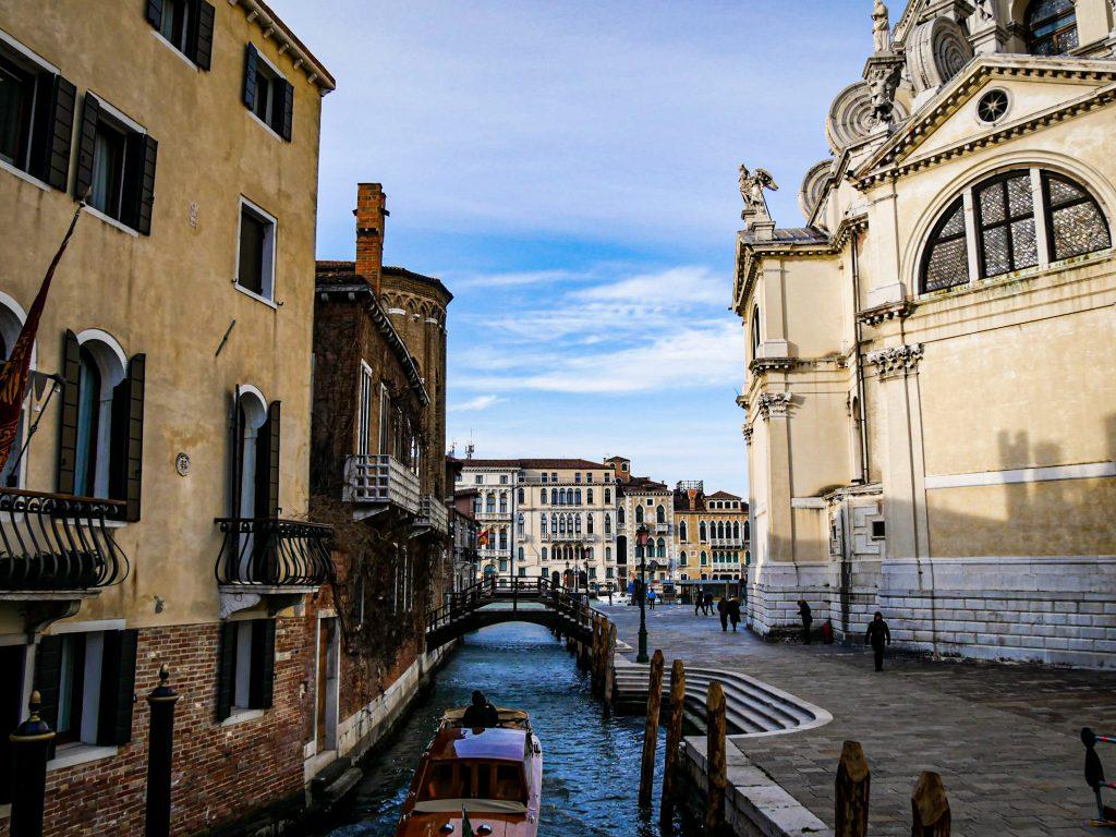 Basilica of Santa Maria della Salute - Venice