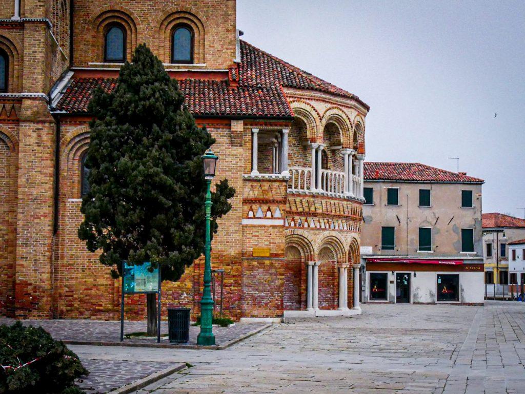 Basilique Santi Maria e Donato - Murano - Venise